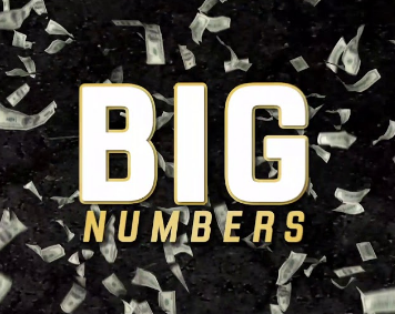 Sage The Gemini - Big Numbers