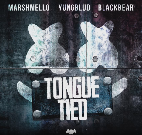 Marshmello ft. Yungblud & Blackbear - Tongue Tied